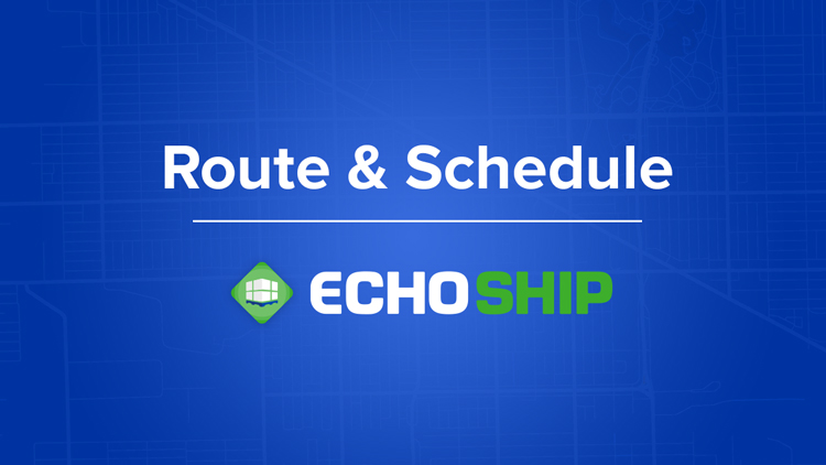 Route & Schedule