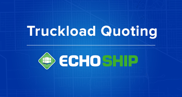 Truckload Quoting